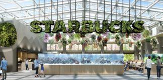 Starbucks sucursal interactiva
