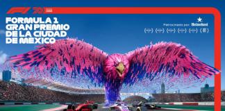 nuevo diseño de imagen Gran premio de México Fórmula 1