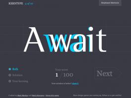 ejercicios habilidades tipografía