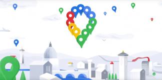 Nuevo Logo Google Maps