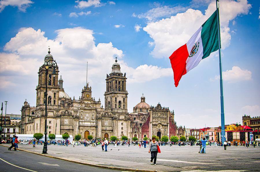 quién diseñó la Bandera de México