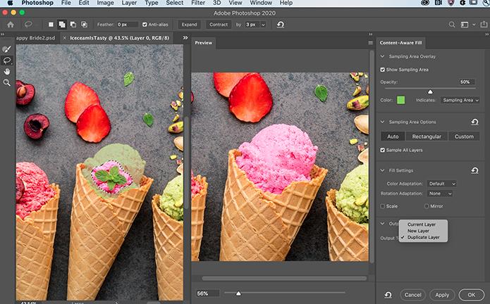 photoshop nuevas funciones