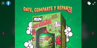 Pelon Pelo Rico Packaging San Valentín