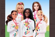 Barbie Tokio 2020