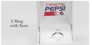Pepsi anillo San valentín