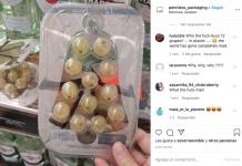 packaging de plástico