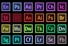 Aplicaciones de Adobe