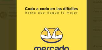 Mercado Libre logo coronavirus