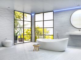 materiales pisos de baño