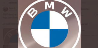 BMW rediseñó logo