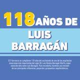 118 años Luis Barragán