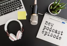 audífonos podcast