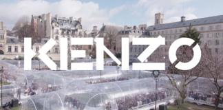 Kenzo nuevo logo