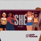 Hersheys campaña día de la mujer