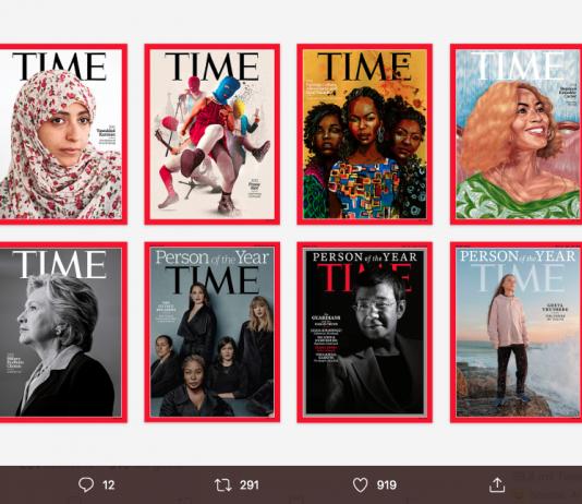 TIME Mujeres del año