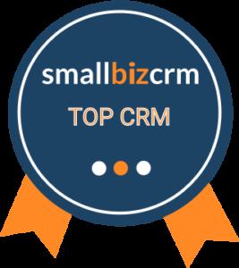 SmallBizCRM Award