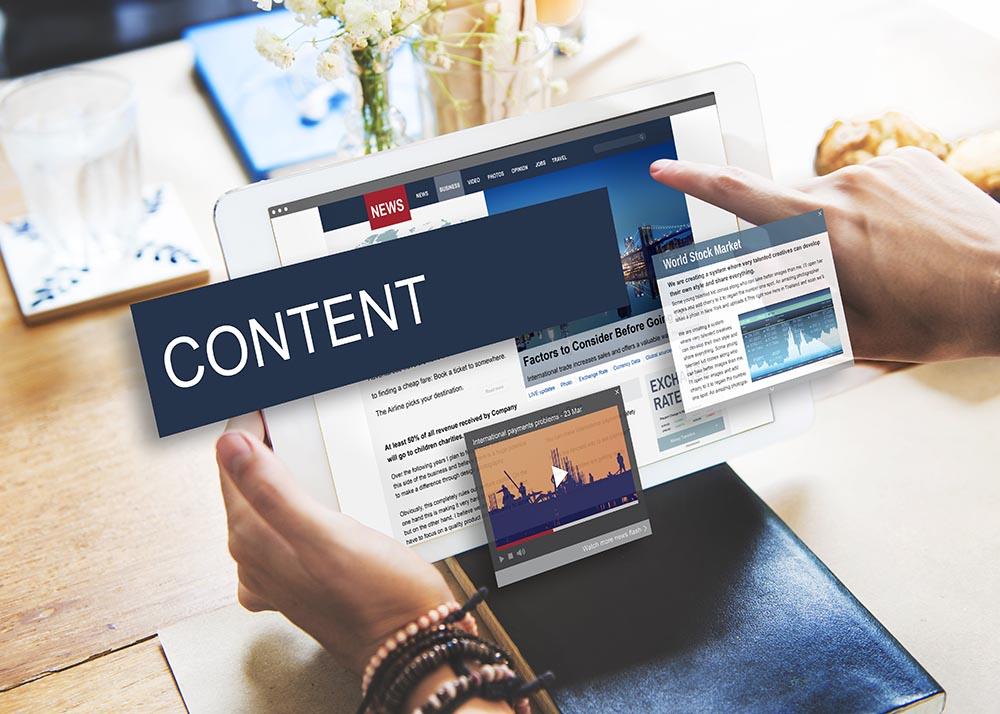 Content marketing: Blog topics
