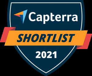Capterra Shortlist for Construction CRM