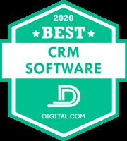 Best CRM 2020 Digital.com