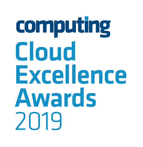 Cloud Excellence Awards Winner