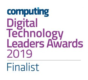 Digital technology Leaders Awards 2019 Finalists