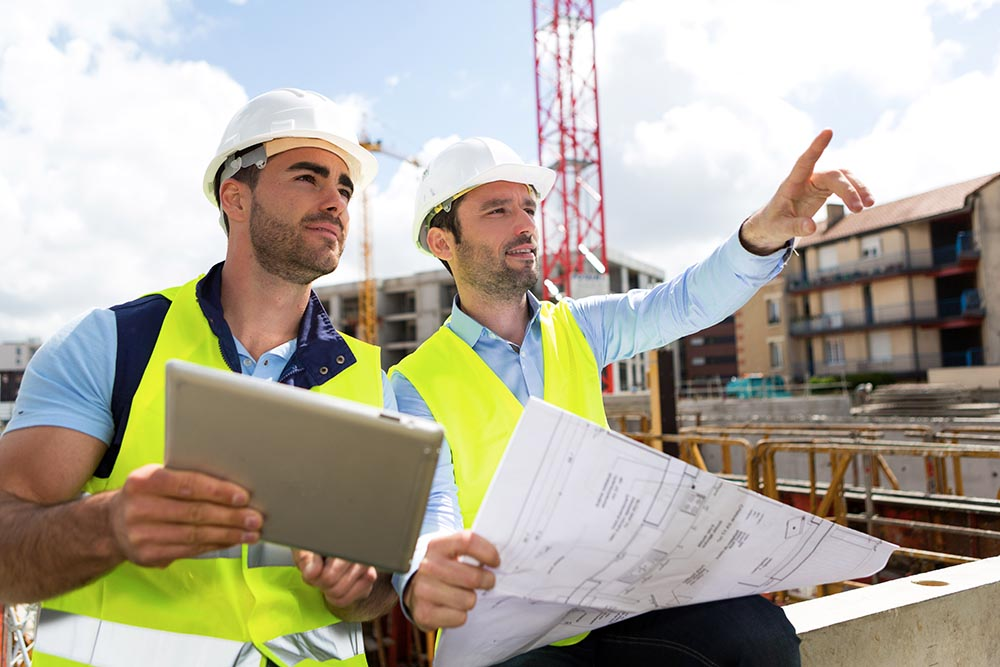 Category Leader for Construction CRM