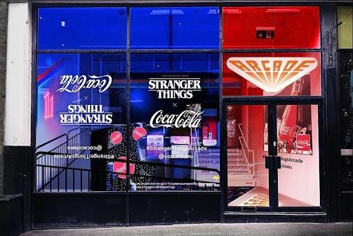 Co-marketing: CocaCola and Netflix