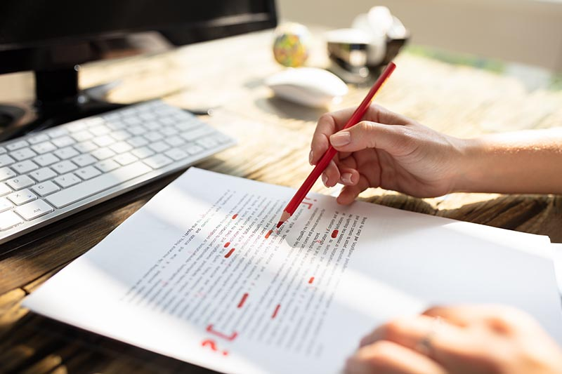 Content Marketing - Writing content