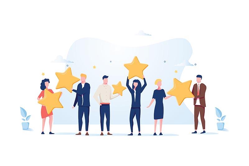 Small Business Marketing - Customer Reviews