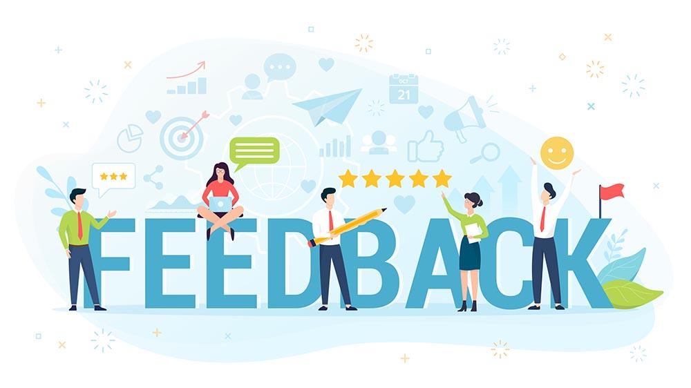 Customer Survey 2021 Feedback