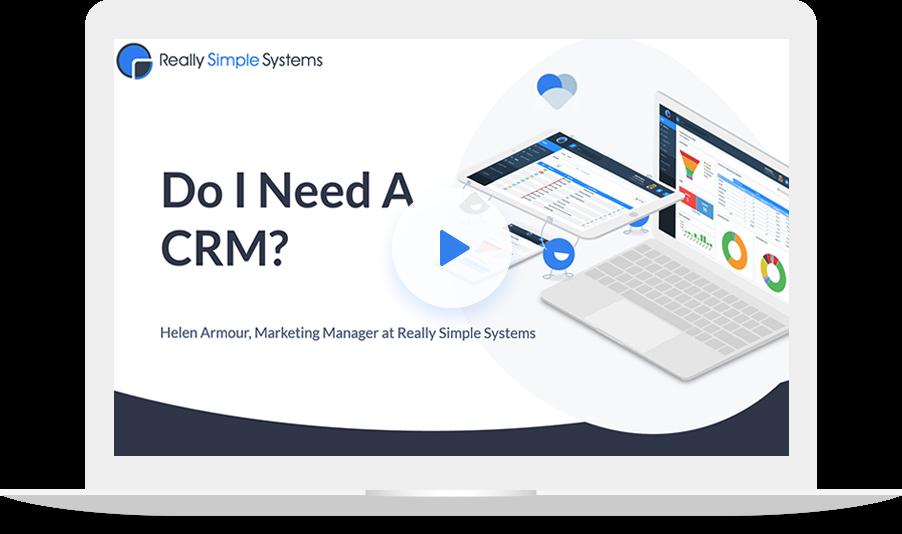 Do I need a CRM?