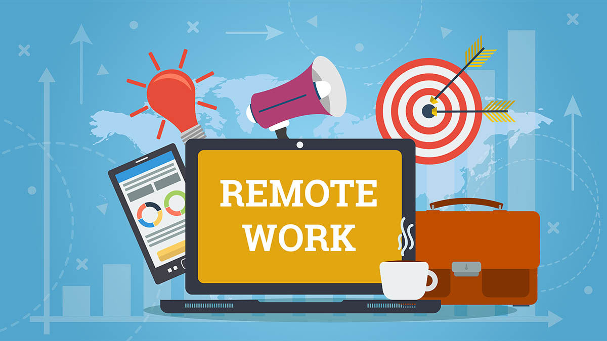 Effective communication for remote working