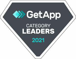 GetApp Category Leader for CRM Construction