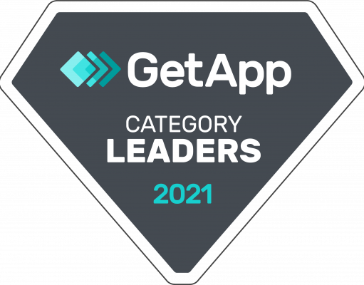 GetApp Category Leaders for Lead Management