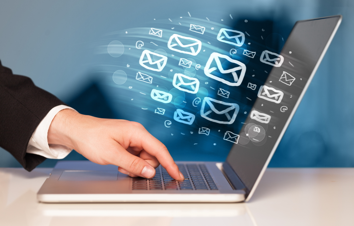 Generate leads from email marketing