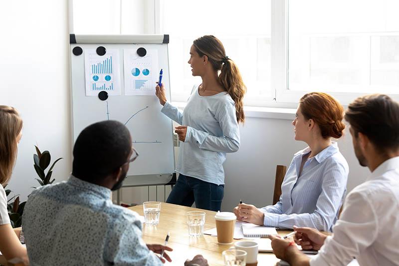 Training good salespeople