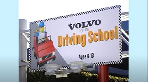 Co-marketing with Volvo and Lego