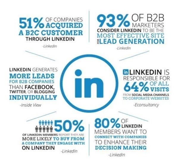 Linkedin Sales Statistics