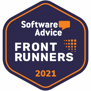 SoftwareAdvice Front Runners for Lead Management