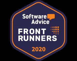 SoftwareAdvice Frontrunner 2020