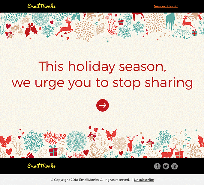 seasonal marketing style