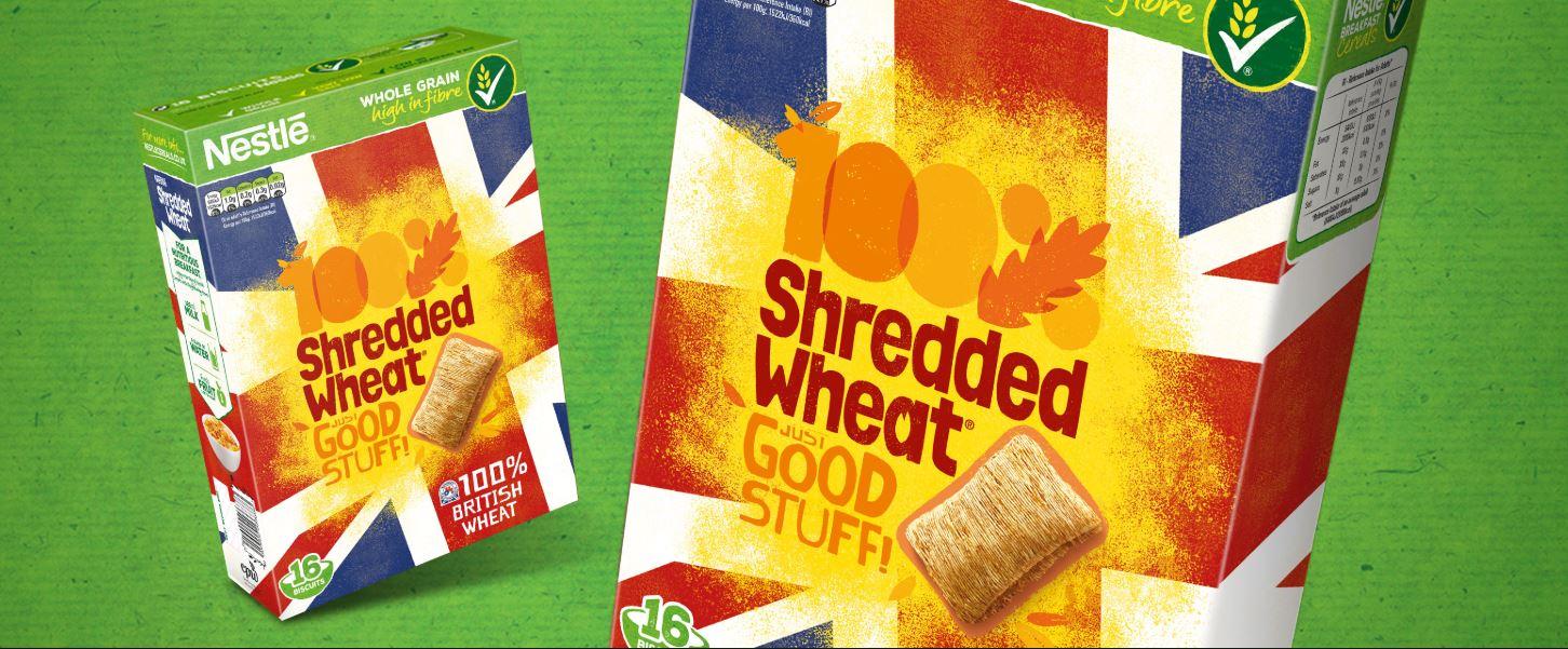 Brand Britain customer design