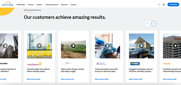 user-generated content from Workday