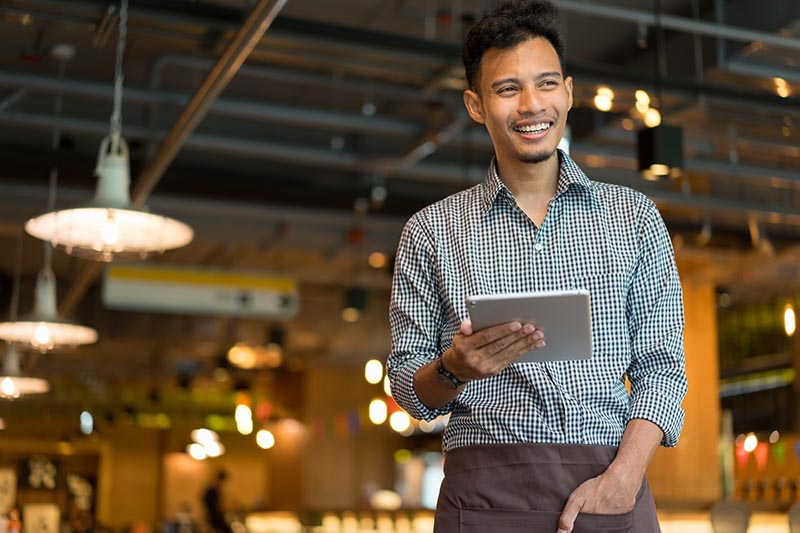 Create efficiency in the workplace