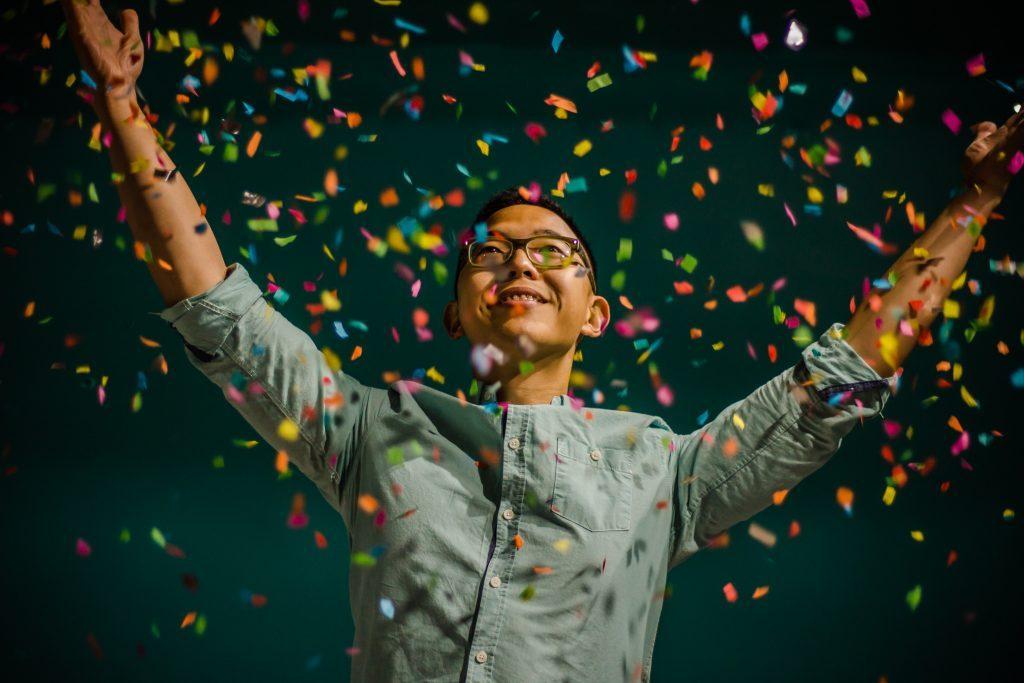 Celebrate sales success