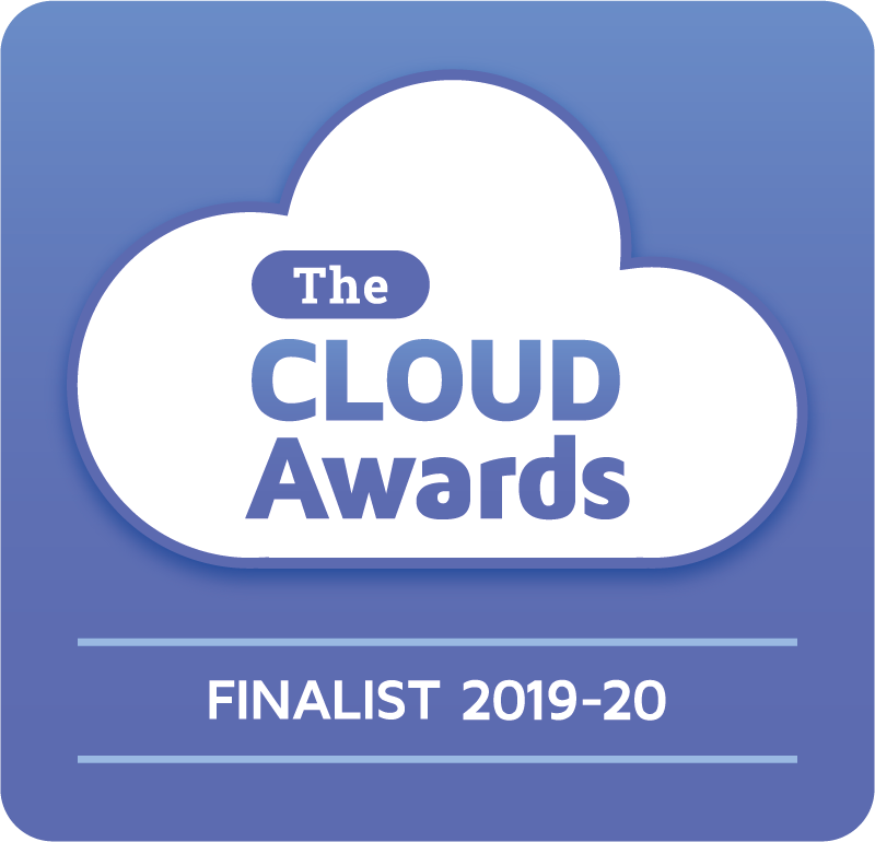 CRM cloud solution of the year finals