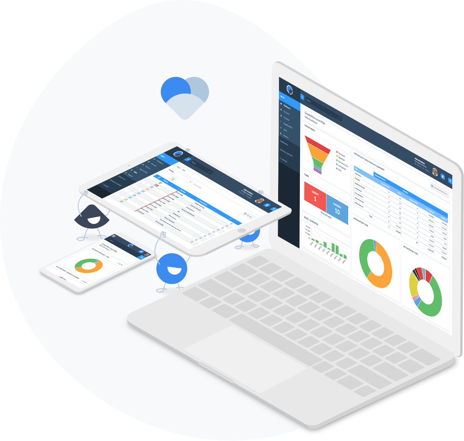 CRM Features You Need - Really Simple Systems CRM