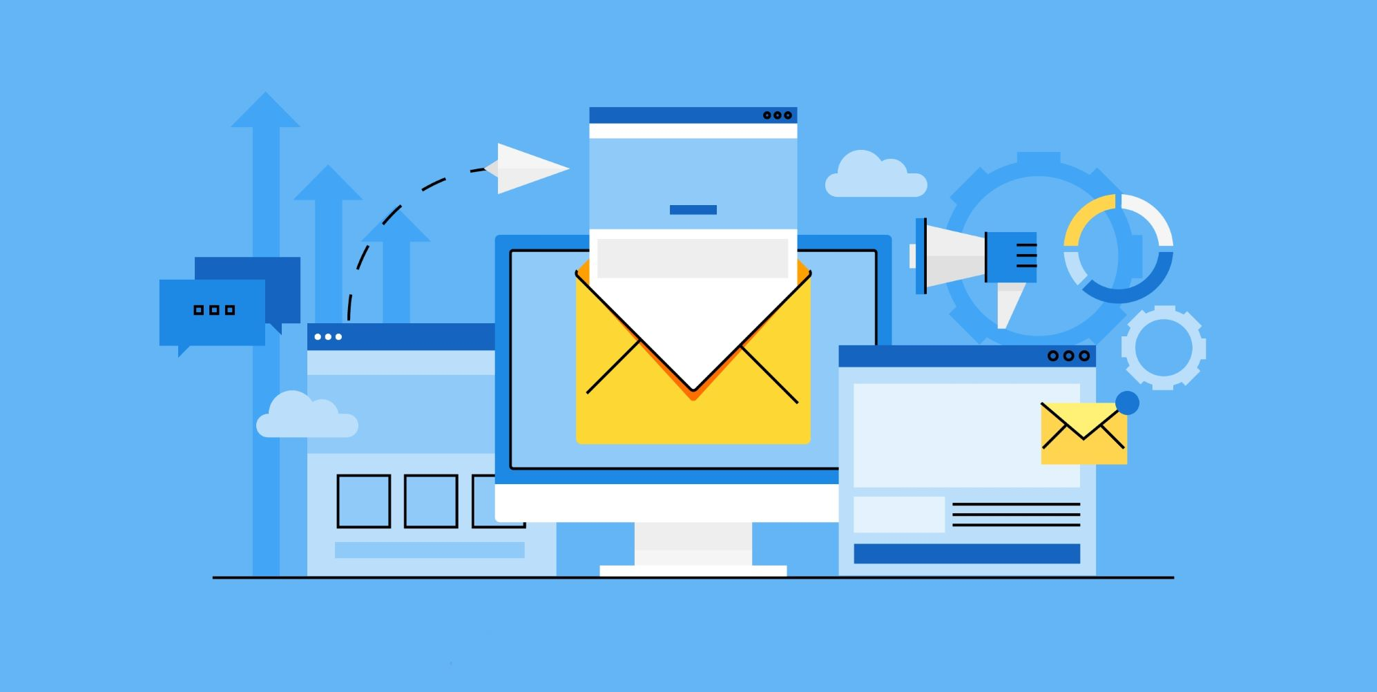 Customer Support using email can be poor