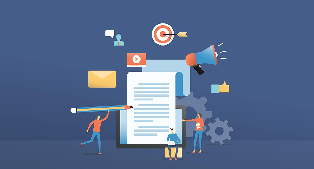 Optimize web content for sales