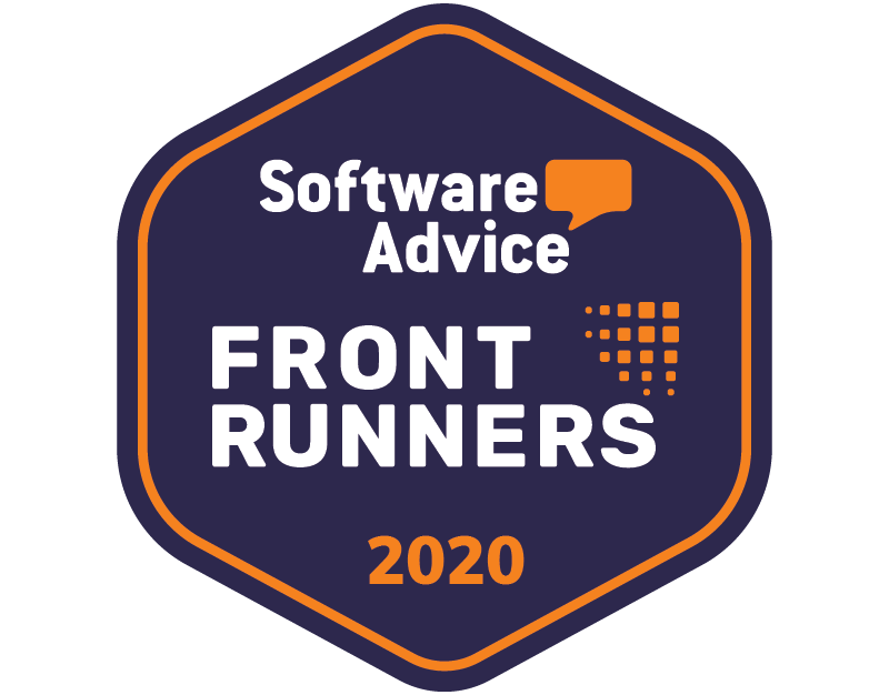 Software Advice frontrunner for contact management